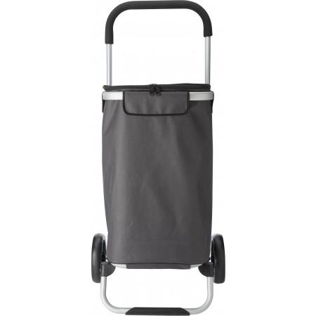 Nakupovalni voziček z aluminijastim okvirjem
