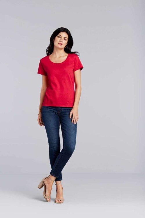 SOFTSTYLE® ženska majica večji izrez 64550-5