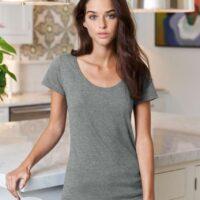 SOFTSTYLE® ženska majica večji izrez 64550