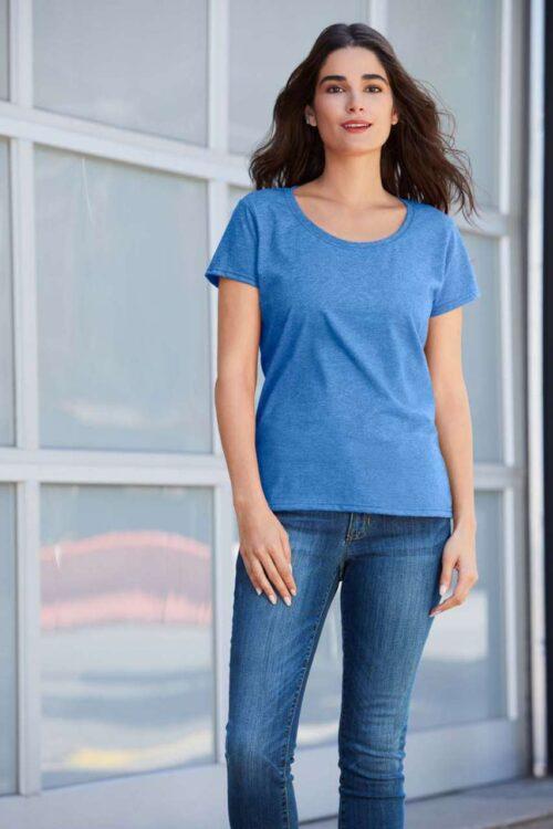 SOFTSTYLE® ženska majica večji izrez 64550-3