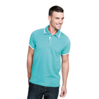Kvalitetna 220g Moška Polo majica