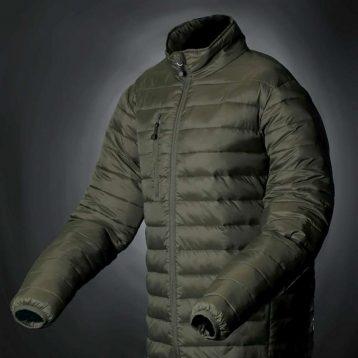Oblazinjene jakne