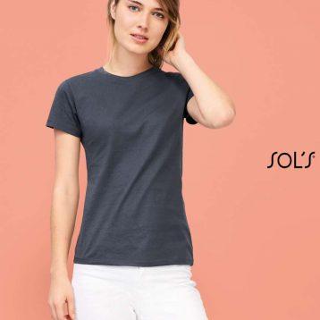 Majica SOL'S Regent 155g ženska