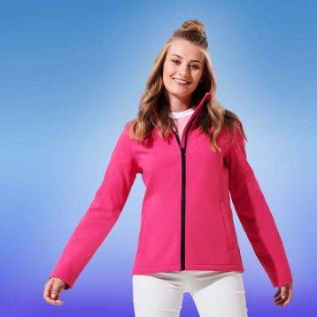 Ženska Softshell jakna ABLAZE