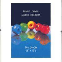Okvir za slike clip 20 x 30 cm