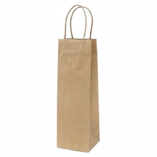 Darilna vrečka natron EKO za steklenice