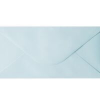 Kuverta GLADKE DL 220x110mm-MODRA