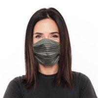 pralne bombažne maske