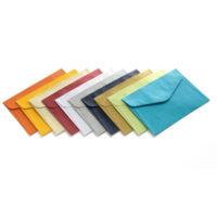Kuverte MEATLIZIRANE 120g B7 88 x 125 mm